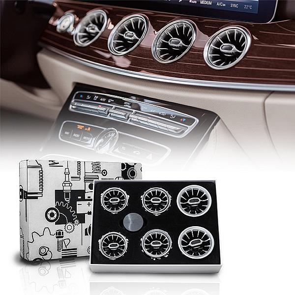 Turbine Style Air Ventilation for Mercedes W213