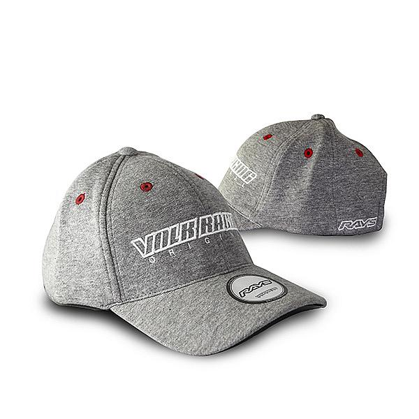 Cap Rays GEAR VOLK RACING Grey