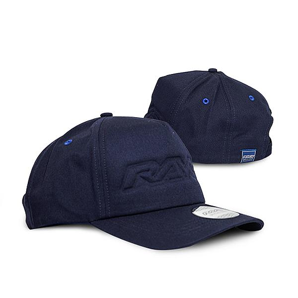 Rays Motor Sport Embrosed Navy