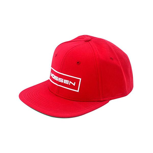 Cap Red Slap Outline Snapback