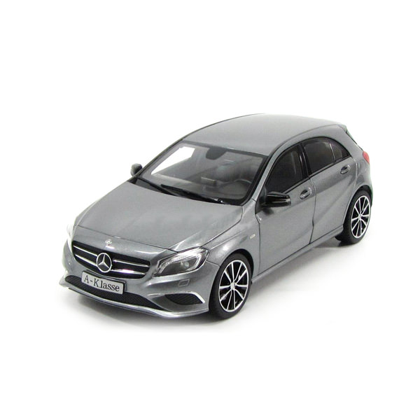 Car Model A-Class W176 Grey Mountain