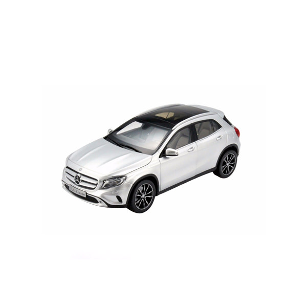 Car Model GLA-Class X156