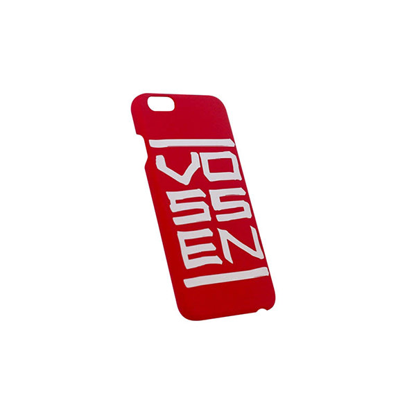 Case Red Stack Iphone 6