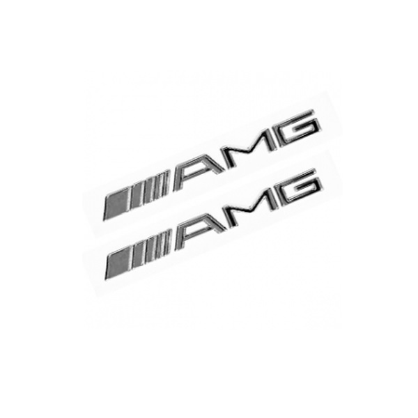Emblem AMG Chrome