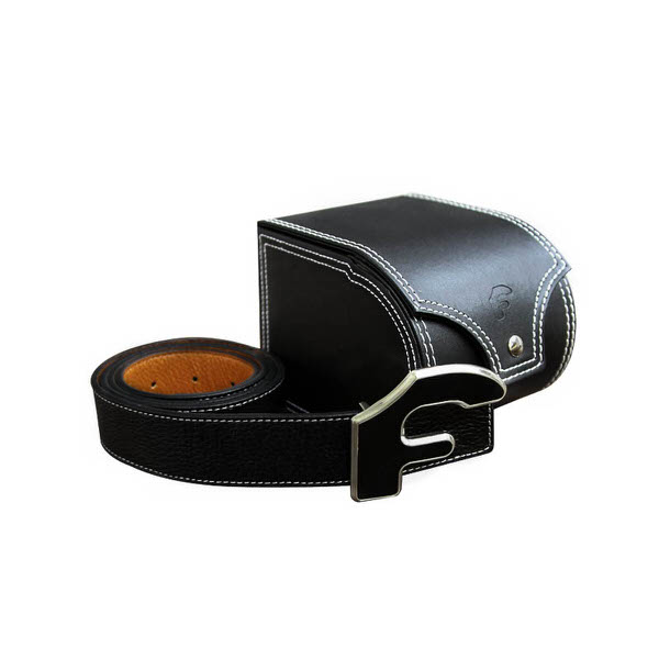 Forgiato Leather Belt
