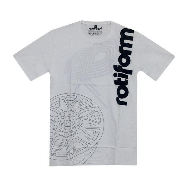 T-Shirt Rotiform White