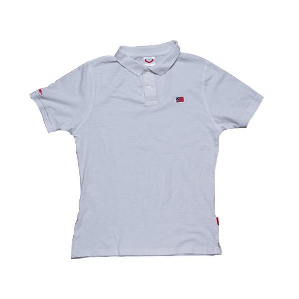 T-Shirt White Vossen Flag