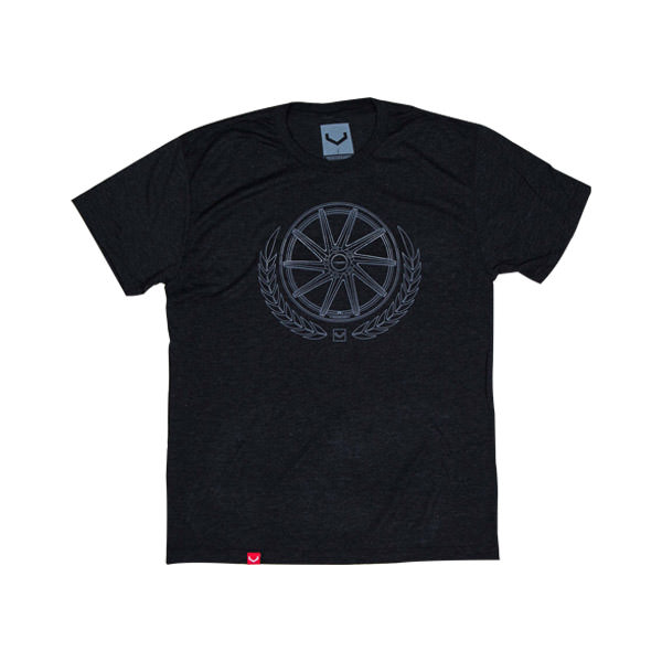 T-Shirt Mens Black CVT