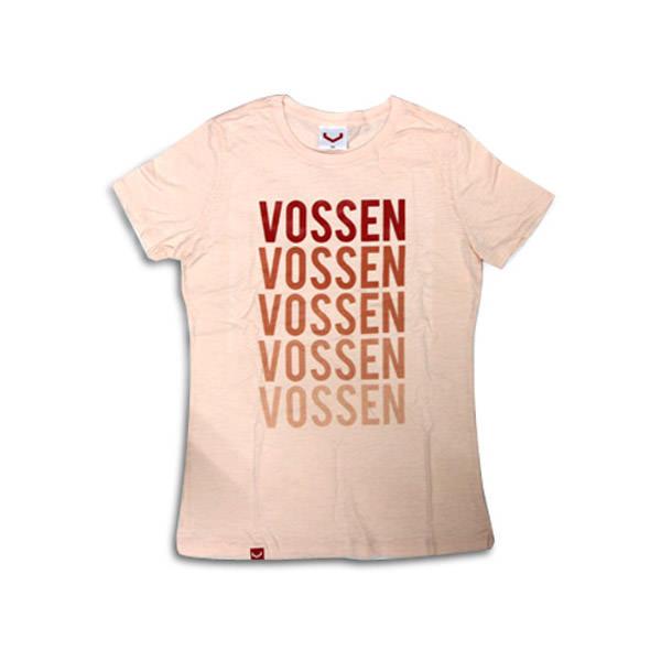 T-Shirt Pink Ladies Repeat Vossen