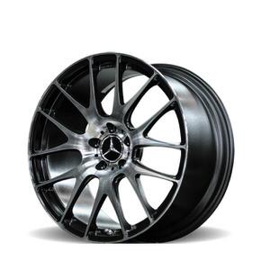 107 Exlete M EXE Gloss Black Aluminate