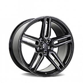 HF-1 | Tinted Gloss Black 20