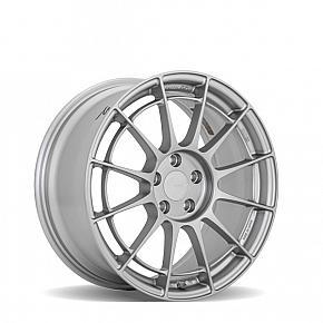 NT03RR Matte Sparkle Silver 18