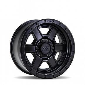 XD133 Fusion Off Road Satin Black 18