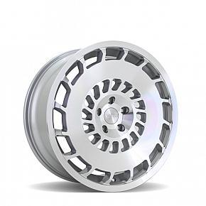 CCV Machined Silver 20