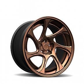 CSD-F 3 Piece Brushed Gloss Bronze