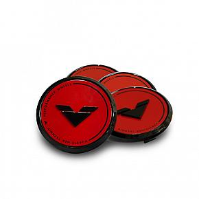 Vorsteiner Caps Red Black