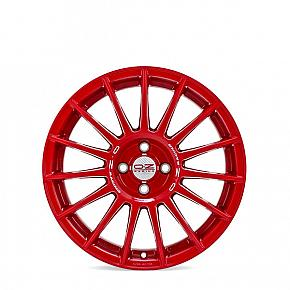 Superturismo LM Red White Lettering 17
