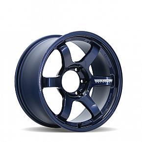 TE37 Large PCD Progressive Model MAG Blue 18