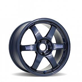 TE37 Magnesium Blue 18