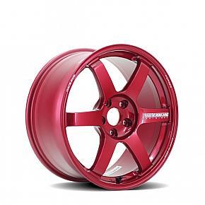 TE37 Saga Hyper Red 18