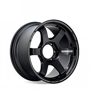 TE37SB Pressed Double Black 18