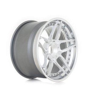 ADV05S track spec cs brushed aluminum gloss clear