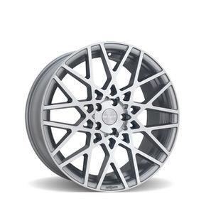 BLQ Machined Silver 19