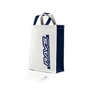 Bag Official Rays Natural White Navy