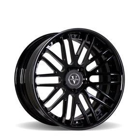 Concave VKM Gloss Black