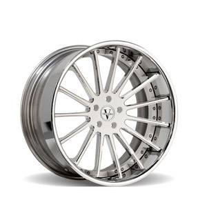 Concave VKP Hi-Polish w/ Chrome Lip