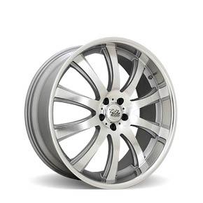 D10 Metal Silver 22