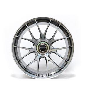 G27 Prism Dark Silver