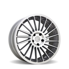 IND-T Machined Silver 20