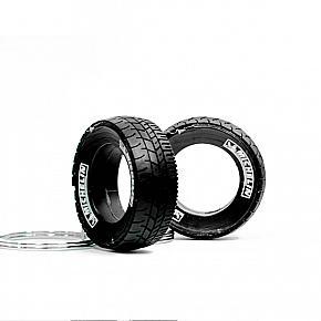 Key Ring Michelin Tire