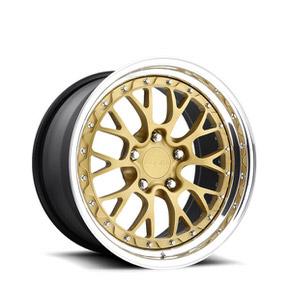 LSR Matte Gold