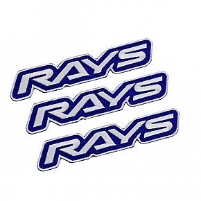 Logo Embroidered Rays