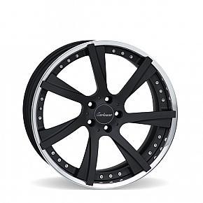 RSK 8 Black Enodized Polished