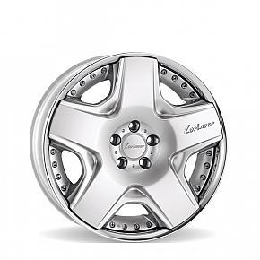 RSK6 Silver Polished