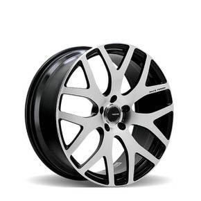S7 Comfort Model Pressed Mirror Cut Black