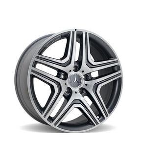 Style V Twin Spoke Grey 20