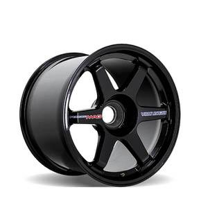 TE37 MAG Gloss Black