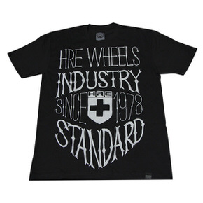 T-Shirt Handwritten Black