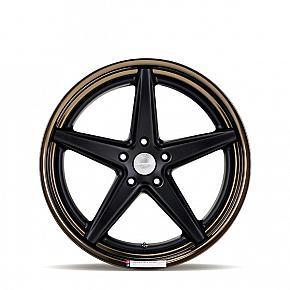 VWS3 Matte Black w/ Gloss Bronze Anodized 20