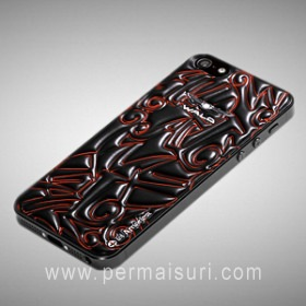 3D Padded Skin IPhone 5