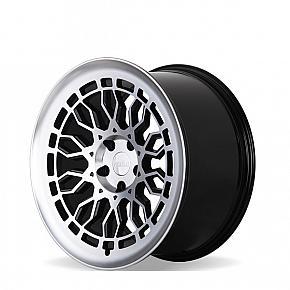 r8a10 Glossy Black Machined