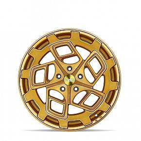 r8cm9 Brush Gold