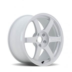TE37 Saga Dash White 18