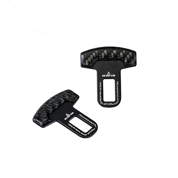 Seat Belt Temporary Canceller Black