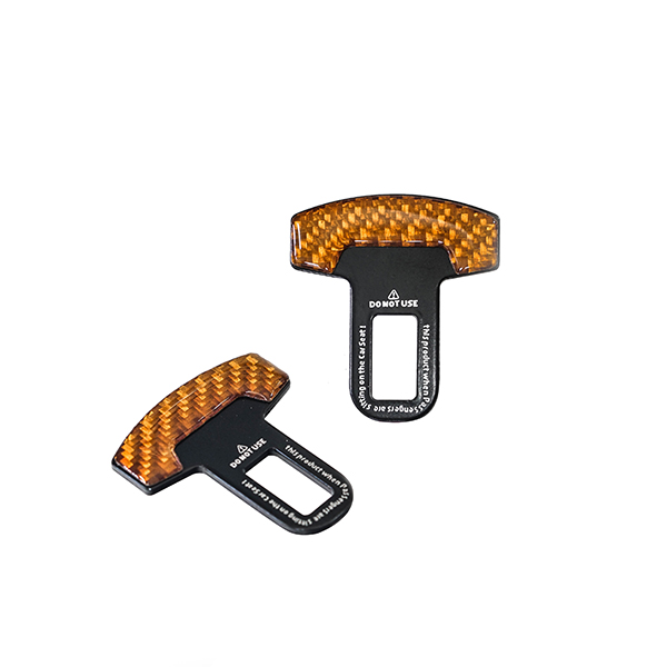 Seat Belt Temporary Canceller Yellow