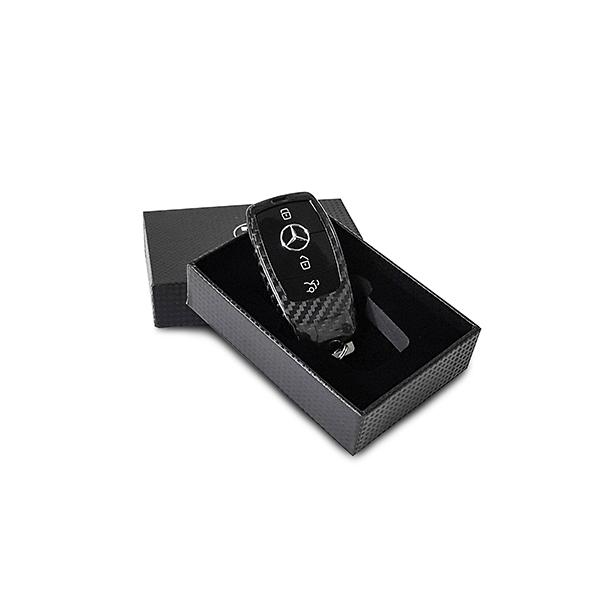 Key Case Carbon Black Type 1 Mercedes
